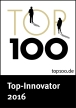"Moralt AG joins the group of most innovative medium-sized companies – the ""TOP 100"""